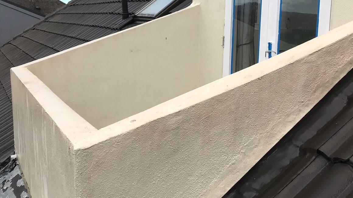 Pre-paint surface wash