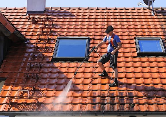 Moss, Mould, Lichen, Roof Treatment and Roof Cleaning